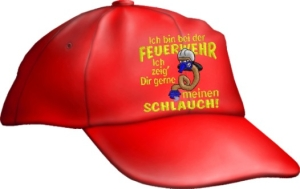 Caps Fun bin bei der Feuerwehr und zeig dir gerne meinen Schlauch!