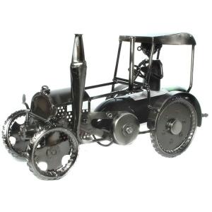 Flaschenhalter Traktor Metall Trecker Landwirt Flaschenständer