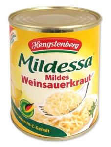 Dosensafe Hengstenberg Mildessa  Dose als Safe getarnt