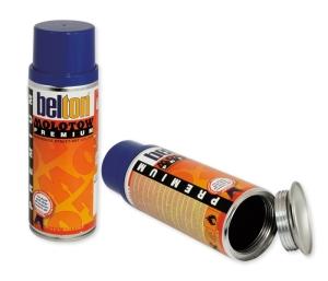 1 Spraydose Belton Graffiti Geldversteck