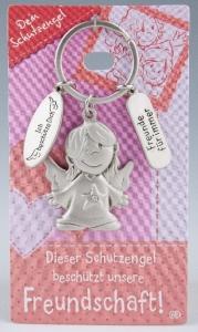 Schlüsselanhänger Schutzengel Freunde Freundschaft Engel
