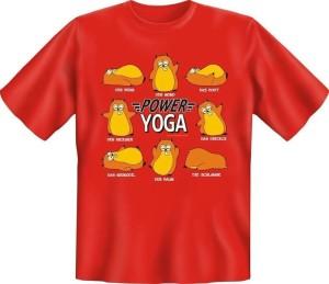 T-Shirt POWER YOGA (Größe:: S (42/44))