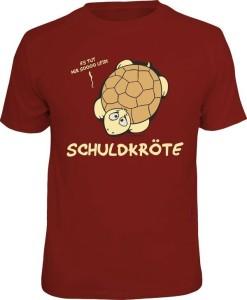 T-Shirt SCHULDKRÖTE SCHILDKRÖTE (Größe:: S (42/44))