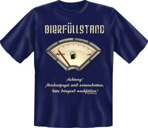 T-Shirt BIERFÜLLSTAND (Größe:: XL (52/54))