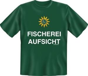 T-Shirt FISCHEREI AUFSICHT (Größe:: XXL (56))