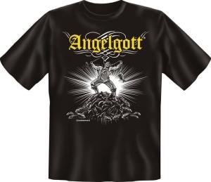 T-Shirt ANGELGOTT (Größe:: XXL (56))