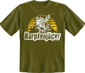 T-Shirt KARPFENJÄGER (Größe:: XXL (56))