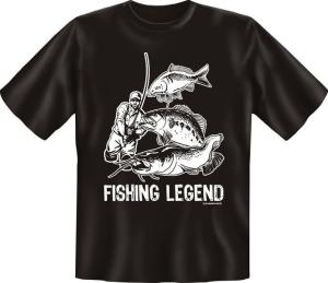 T-Shirt FISHING LEGEND (Größe:: XXL (56))