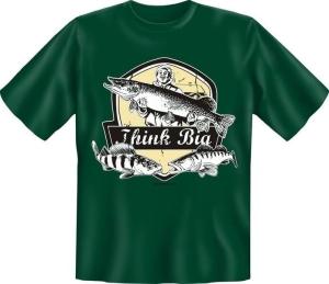 T-Shirt THINK BIG (Größe:: XXL (56))