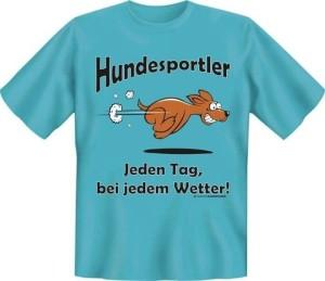 T-Shirt HUNDESPORTLER (Größe:: L (50/52))