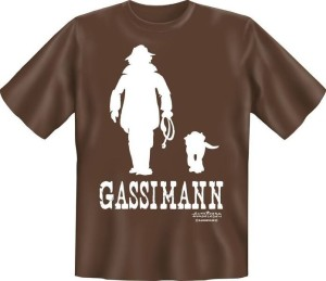 T-Shirt GASSIMANN (Größe:: L (50/52))