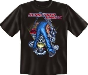 T-Shirt SCHRAUBERKING (Größe:: L (50/52))