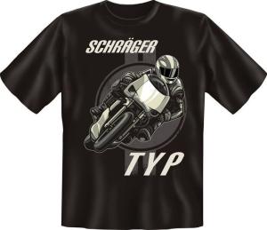 T-Shirt SCHRÄGER TYP (Größe:: L (50/52))