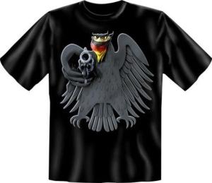Fun Shirt ADLER Deutschland (Größe:: XXL (56))