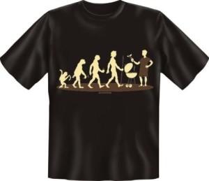 T-Shirt EVOLUTION GRILLER (Größe:: S (42/44))