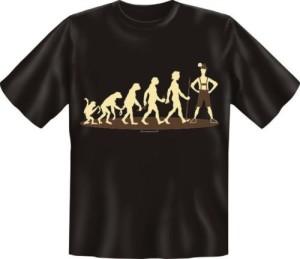 T-Shirt EVOLUTION Bayer Bayern Lederhose (Größe:: S (42/44))