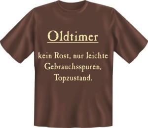 T-Shirt Oldtimer Oldtimer Topzustand kein Rost  Jahrgang Geburtsjahr (Größe:: L (50/52))