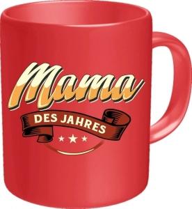 Kaffeebecher Mama des Jahres