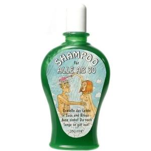 Shampoo Für alle ab 30 Geburtstag Scherzartikel Geschenk 350 ml