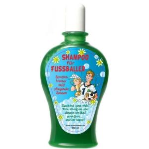 Shampoo für Fussballer Scherzartikel Geschenk 350 ml