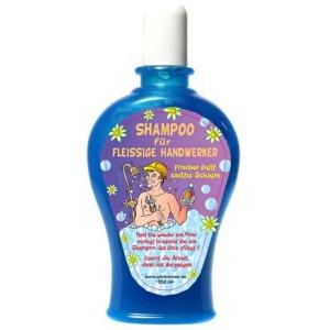 Shampoo für Handwerker Scherzartikel Geschenk 350 ml
