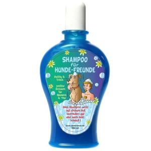 Shampoo für Hunde Freunde Scherzartikel Geschenk 350 ml