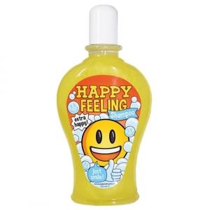 Shampoo Happy Feeling Smile Face Scherzartikel Geschenk 350 ml