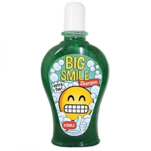 Shampoo Big Smile Face Scherzartikel Geschenk 350 ml