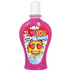 Shampoo I Love You Smile Face Scherzartikel Geschenk 350 ml