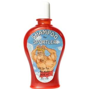 Shampoo für Sportler Scherzartikel Geschenk 350 ml