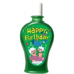 Happy Birthday Shampoo Geburtstag Scherzartikel 350 ml