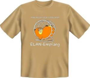 T-Shirt ELAN EMFANG (Größe:: S (42/44))