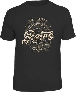 T-Shirt 50 JAHRE SPITZENQUALITÄT RETRO (Größe:: L (50/52))