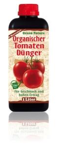 Tomaten Dünger organisch Green Future 1L Flüssigdünger Konzentrat