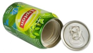 Dosenversteck Lipton Ice Tea