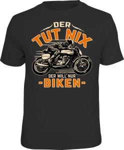 T-Shirt JÄGER ÜBER 40 BRINGEN SIE SICH IN SICHERHEIT (Größe:: XL (52/54))
