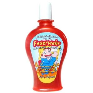 Shampoo für die Feuerwehr Feuerwehrmann Scherzartikel 350 ml