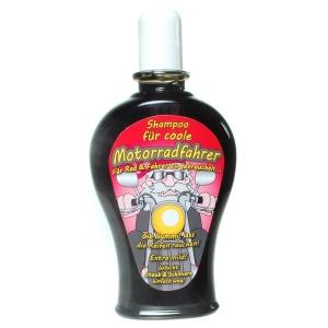 Shampoo für Motorradfahrer Biker Scherzartikel 350 ml