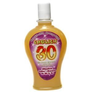 Endlich 30 Shampoo Geburtstag Scherzartikel Geschenk 350 ml