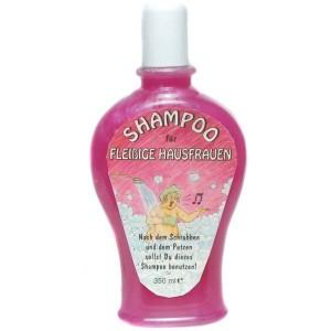Hausfrauen Shampoo Scherzartikel Geschenk 350 ml