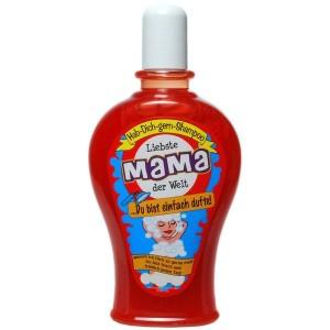 Liebste Mama der Welt Mutter Shampoo Scherzartikel Geschenk 350 ml