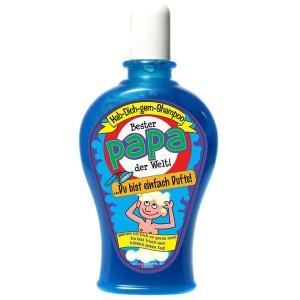 Bester Papa der Welt Shampoo Vater Scherzartikel Geschenk 350 ml