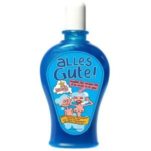 Alles Gute Shampoo Geburtstag Scherzartikel Geschenk 350 ml