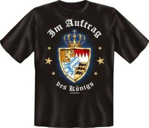 T-Shirt IM AUFTRAG DES KÖNIGS (Größe:: S (42/44))