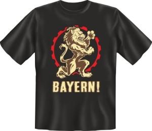 T-Shirt BAYERN LÖWE (Größe:: S (42/44))