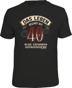 Fun Shirt CHEF AM GRILL T-Shirt Spruch (Größe:: S (42/44))