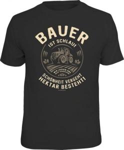 T-Shirt BAUER IST SCHLAU (Größe:: S (42/44))