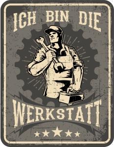 T-Shirt OHNE MICH LÄUFT NICHTS (Größe:: S (42/44))