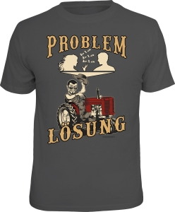T-Shirt LEBEN NACH DEM TOD? TRINK VON MEINEM BIER..... (Größe:: L (50/52))