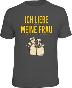 T-Shirt LEBEN NACH DEM TOD?FASS MEINEN GRILL AN..... (Größe:: L (50/52))